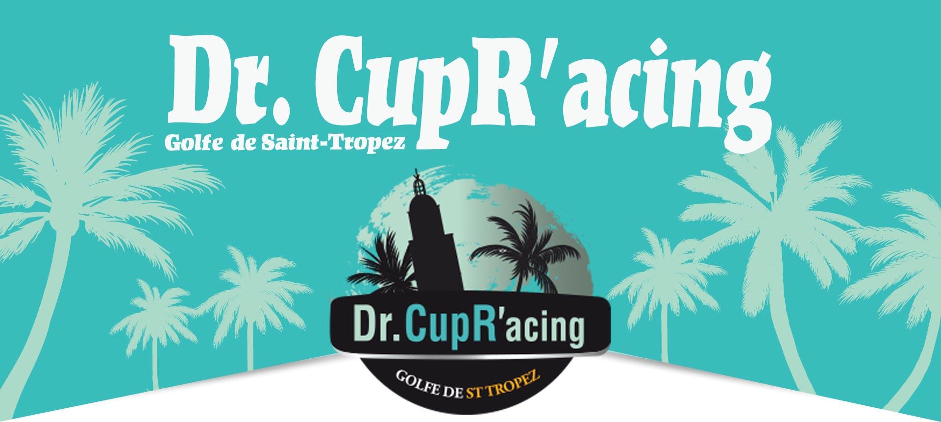 Dr. CuppeR'acing à Grimaud - logo header