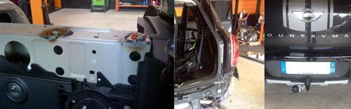 Dr. CuppeR'acing à Grimaud - personnalisation carrosserie