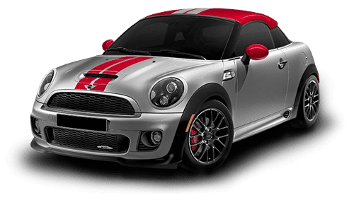 DR cupperacing grimaud mini cooper